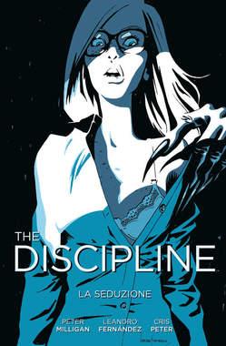 Copertina DISCIPLINE n.1 - THE DISCIPLINE, PANINI COMICS