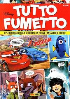 Copertina DISNEY GAG n.1 - TUTTO FUMETTO, PANINI COMICS