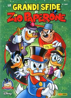 Copertina DISNEY HAPPY n.2 - LE GRANDI SFIDE DI ZIO PAPERONE, PANINI COMICS