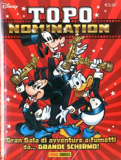 Copertina DISNEY SPECIALE n.64 - TOPO NOMINATION, PANINI COMICS
