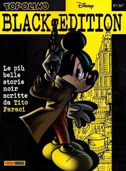 Copertina DISNEY SPECIALE n.65 - TOPOLINO BLACK EDITION, PANINI COMICS