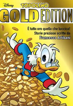 Copertina DISNEY SPECIALE n.68 - TOPOLINO GOLD EDITION, PANINI COMICS