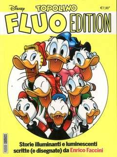 Copertina DISNEY SPECIALE n.70 - TOPOLINO FLUO EDITION, PANINI COMICS