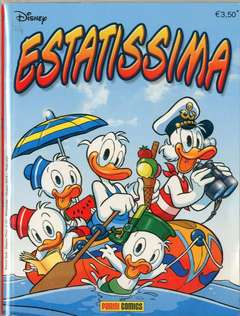 Copertina DISNEY TIME n.65 - ESTATISSIMA, PANINI COMICS