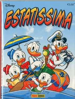Copertina DISNEY TIME n.65 - ESTATISSIMA, PANINI COMICS