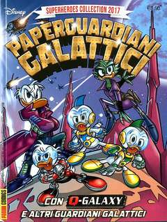 Copertina DISNEY TIME n.78 - PAPERGUARDIANI GALATTICI, PANINI COMICS