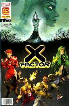 Copertina X-FACTOR n.7 - X-FACTOR, PANINI COMICS