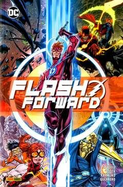 Copertina FLASH FORWARD n. - FLASH FORWARD, PANINI COMICS
