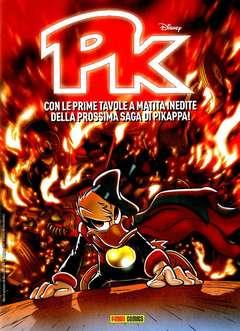 Copertina FREE COMIC BOOK DAY n.5 - PK, PANINI COMICS