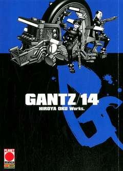 Copertina GANTZ Nuova Edizione n.14 - GANTZ, PANINI COMICS