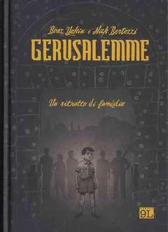 Copertina GERUSALEMME UN RITRATTO DI... n.0 - GERUSALEMME - UN RITRATTO DI F, PANINI COMICS