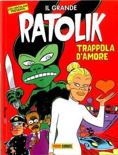 Copertina GRANDE RATOLIK n. - IL GRANDE RATOLIK, PANINI COMICS