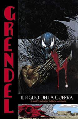 Copertina GRENDEL n.10 - GRENDEL, PANINI COMICS