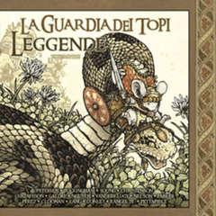 Copertina GUARDIA DEI TOPI n.6 - LEGGENDE 3, PANINI COMICS