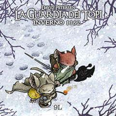 Copertina GUARDIA DEI TOPI Ristampa n.3 - INVERNO 1152, PANINI COMICS