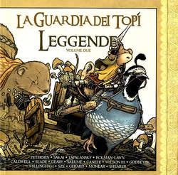 Copertina GUARDIA DEI TOPI Ristampa n.5 - LEGGENDE II, PANINI COMICS