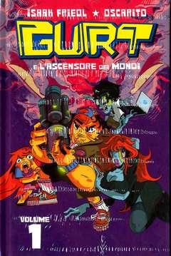 Copertina GURT Pack n. - GURT 1-2, PANINI COMICS