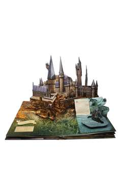 Copertina HARRY POTTER UN LIBRO POP-UP n.0 - UN LIBRO POP-UP, PANINI COMICS