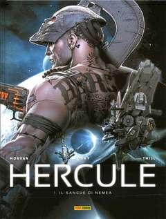 Copertina HERCULE n.1 - HERCULE, PANINI COMICS