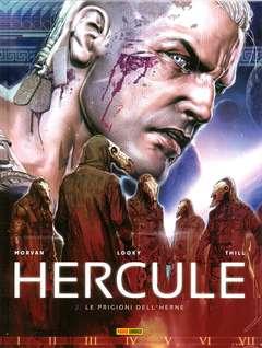 Copertina HERCULE n.2 - HERCULE, PANINI COMICS
