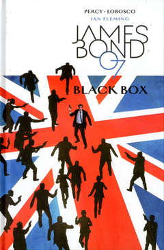 Copertina JAMES BOND 007 n.5 - BLACK BOX, PANINI COMICS