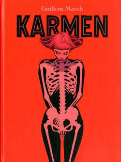 Copertina KARMEN n. - KARMEN, PANINI COMICS