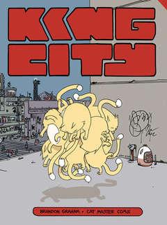 Copertina KING CITY n.0 - KING CITY, PANINI COMICS