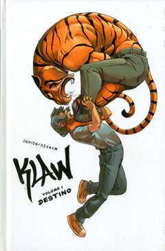 Copertina KLAW n.1 - DESTINO, PANINI COMICS