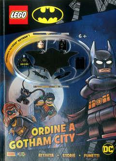 Copertina LEGO BATMAN ORDINE A GOTHAM... n. - LEGO BATMAN: ORDINE A GOTHAM CITY, PANINI COMICS