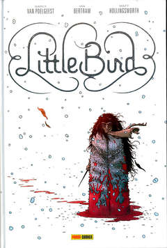 Copertina LITTLE BIRD n. - LA BATTAGLIA PER LA SPERANZA DELL'ANTICO, PANINI COMICS