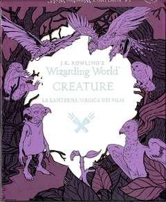Copertina MAGICO MONDO DI J.K. ROWLING n.4 - LA LANTERNA MAGICA DEI FILM: CREATURE, PANINI COMICS