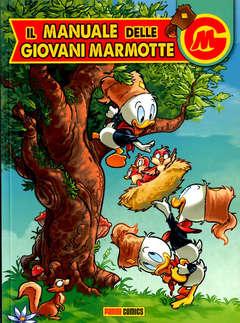 Copertina MANUALE DELLE GIOVANI MARMOTTE n.15 - IL MANUALE DELLE GIOVANI MARMOTTE, PANINI COMICS