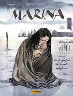 Copertina MARINA n.2 - LA PROFEZIA DI DANTE ALIGHIERI, PANINI COMICS