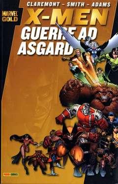 Copertina MARVEL GOLD n.11 - X-MEN: GUERRE AD ASGARD, PANINI COMICS