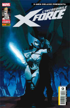 Copertina X-MEN DELUXE n.207 - UNCANNY X-FORCE, PANINI COMICS