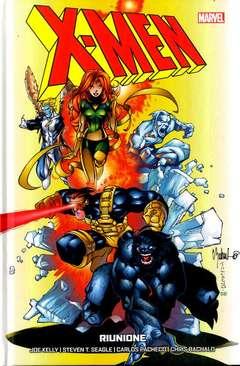 Copertina X-MEN DI SEAGLE & KELLY n.2 - RIUNIONE, PANINI COMICS