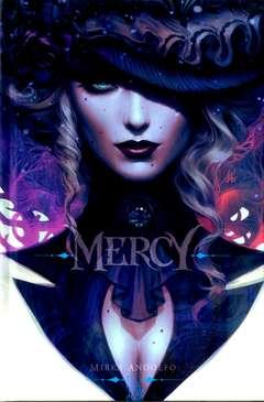 Copertina MERCY #2 Variant n. - I CACCIATORI, I FIORI E IL SANGUE, PANINI COMICS