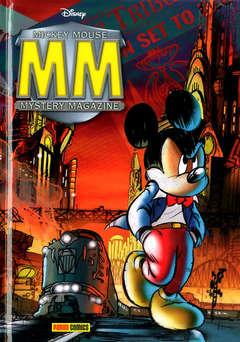 Copertina MICKEY MOUSE MYSTERY MAGAZINE n.1 - MICKEY MOUSE MYSTERY MAGAZINE, PANINI COMICS