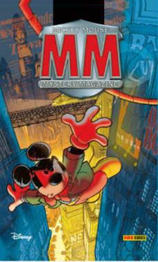 Copertina MICKEY MOUSE MYSTERY MAGAZINE n.1 - MICKEY MOUSE MYSTERY MAGAZINE 1 (m2), PANINI COMICS