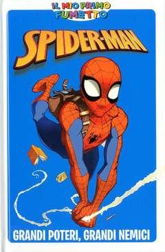 Copertina MIO PRIMO FUMETTO n.1 - SPIDER-MAN, PANINI COMICS