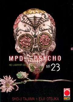 Copertina MPD PSYCHO n.23 - MPD-PSYCHO, PANINI COMICS