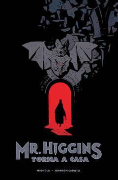 Copertina MR. HIGGINS TORNA A CASA n. - MR. HIGGINS TORNA A CASA, PANINI COMICS