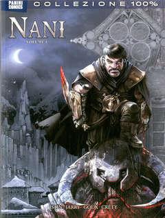 Copertina NANI 100% PANINI COMICS n.1 - REDWIN E ORDO, PANINI COMICS