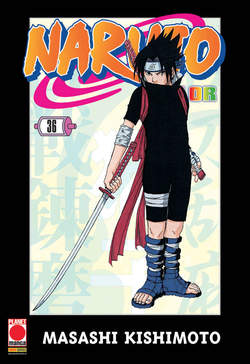 Copertina NARUTO COLOR n.36 - NARUTO COLOR, PANINI COMICS