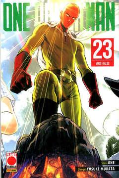 Copertina ONE-PUNCH MAN n.23 - MANGA ONE 44, PANINI COMICS