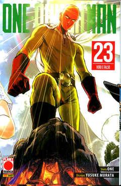Copertina ONE-PUNCH MAN #23 Variant n. - MANGA ONE 44, PANINI COMICS
