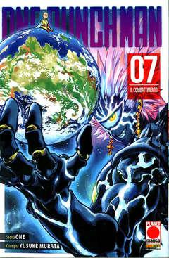 Copertina ONE-PUNCH MAN Ristampa n.7 - ONE-PUNCH MAN - Ristampa, PANINI COMICS