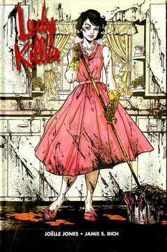 Copertina PANINI COMICS 100% HD n.10 - LADY KILLER, PANINI COMICS