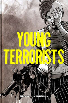 Copertina PANINI COMICS 100% HD n.48 - YOUNG TERRORISTS, PANINI COMICS