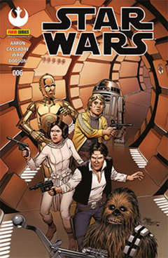 Copertina PANINI COMICS BEST SELLER n.13 - STAR WARS 6 - Ristampa, PANINI COMICS